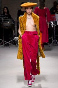 Isa Arfen Fall Winter 2018 Runway Show London Fashion Week 47