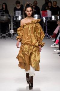 Isa Arfen Fall Winter 2018 Runway Show London Fashion Week 49