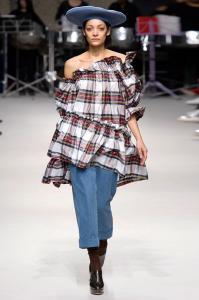 Isa Arfen Fall Winter 2018 Runway Show London Fashion Week 9