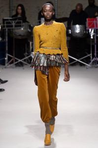 Isa Arfen Fall Winter 2018 Runway Show London Fashion Week 61