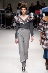 Isa Arfen Fall Winter 2018 Runway Show London Fashion Week 3