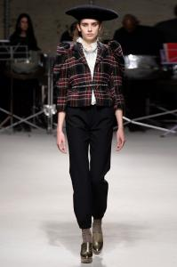 Isa Arfen Fall Winter 2018 Runway Show London Fashion Week 21