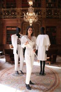 Isabel Felmer SS18 womenswear performance show 21