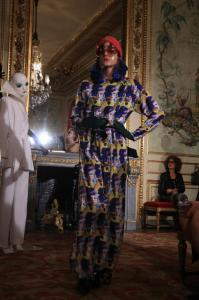 Isabel Felmer SS18 womenswear performance show 1