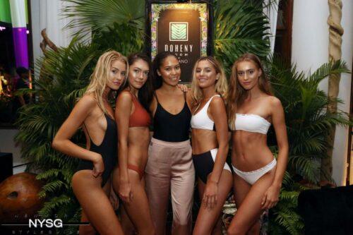 Amanda Lougee, Claudia Kaminsky, Brittany Kozerski, Therese Gardner, & Skylar Dee4