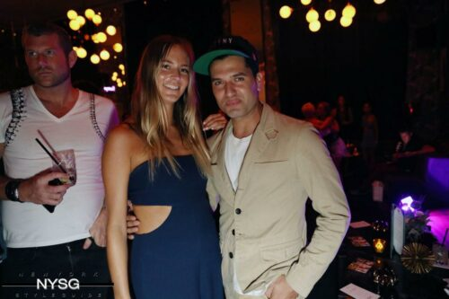 Ron Barceló Cools Off Swim Miami with JADE and Karo Swim 81