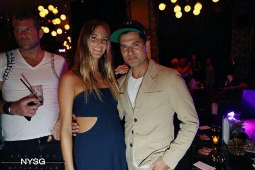 Jocelyn Medland & Ernesto Arambatzis