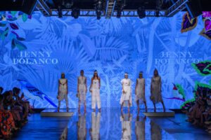 JENNY POLANCO Runway Show at Miami Fashion Week