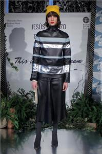 JESÚS LORENZO para Groenlandia Runway Show - Mercedes-Benz Fashion Week Madrid