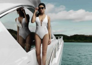 JETS SWIMWEAR SHOWCASES OPULENT ELEMENTS '09 COLLECTION 1