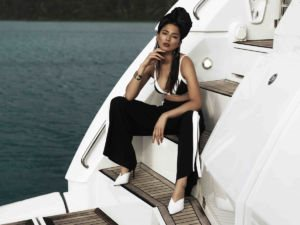 JETS SWIMWEAR SHOWCASES OPULENT ELEMENTS '09 COLLECTION 7
