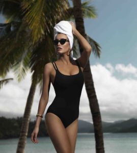 JETS SWIMWEAR SHOWCASES OPULENT ELEMENTS '09 COLLECTION 35