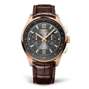 JLC Polaris Chronograph in rose gold