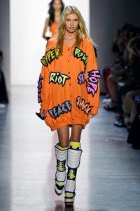 Jeremy Scott SS 2019 Womenswear - New York Fashion Week 1