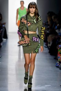 Jeremy Scott SS 2019 Womenswear - New York Fashion Week 7