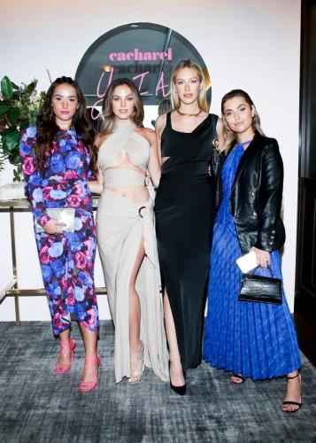 Sophie Bickley, Olivia Caputo, Jessica Surowiec, Charlotte Bickley