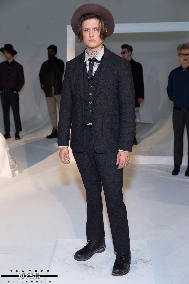 Krammer Stoudt Presentation Men 39 S Fashion Week New York
