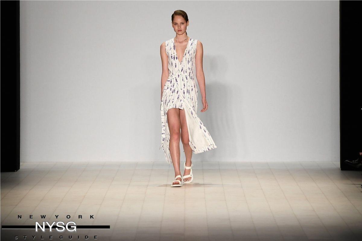 Karla Spetic Runway Show Mercedes Benz Fashion Week Australia Resort 17 Collection