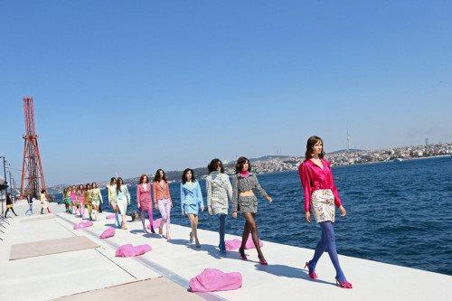 Kith & Kin Runway Show - Mercedes-Benz Fashion Week Istanbul