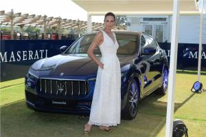 Maserati Polo Tour  Copa de Plata Maserati in Sotogrande Nieves Alvarez with Maserati Levante (1)