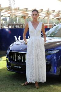 Maserati Polo Tour  Copa de Plata Maserati in Sotogrande Nieves Alvarez with Maserati Levante (4)