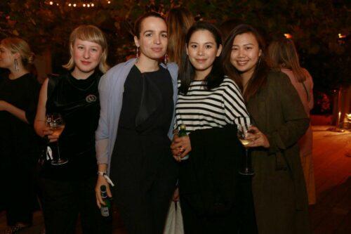 Freya Mcleavy Julia Villa Xiao Lu Fay Chiu