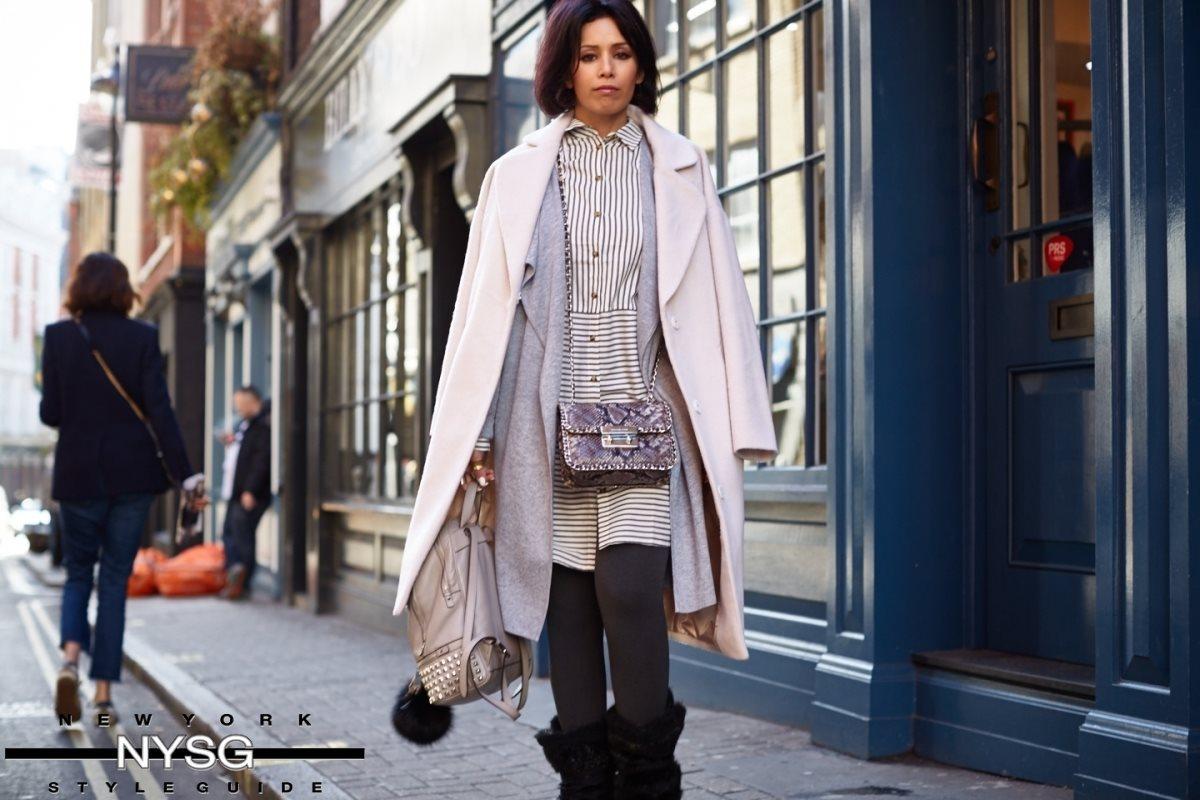 London Fashion Week Street Style Aw 2016