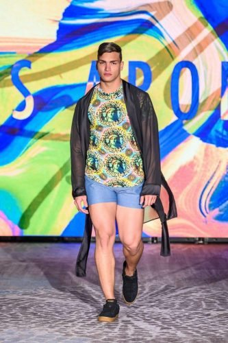 LUISAPONTE Fashion Show at FORT LAUDERDALE FASHION WEEK