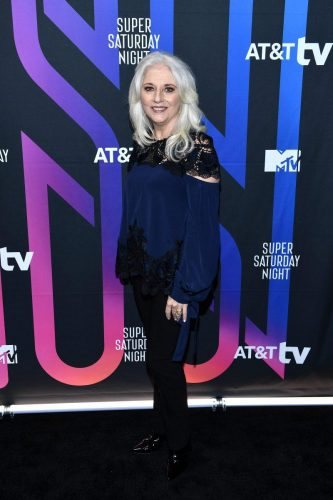 Cynthia Germanotta attends AT&T TV Super Saturday Night at Meridian at Island Gardens on February 01, 2020 in Miami, Florida.