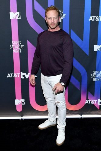 Ian Ziering attends AT&T TV Super Saturday Night at Meridian at Island Gardens on February 01, 2020 in Miami, Florida.