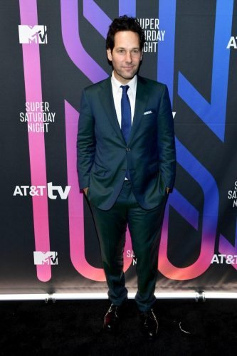 Paul Rudd attends AT&T TV Super Saturday Night at Meridian at Island Gardens on February 01, 2020 in Miami, Florida.