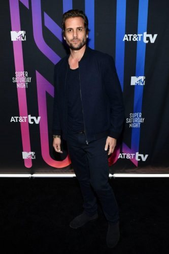 Gabriel Macht attends AT&T TV Super Saturday Night at Meridian at Island Gardens on February 01, 2020 in Miami, Florida.