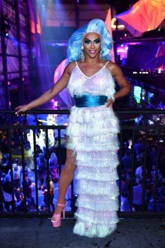 Shangela attends AT&T TV Super Saturday Night at Meridian at Island Gardens on February 01, 2020 in Miami, Florida.