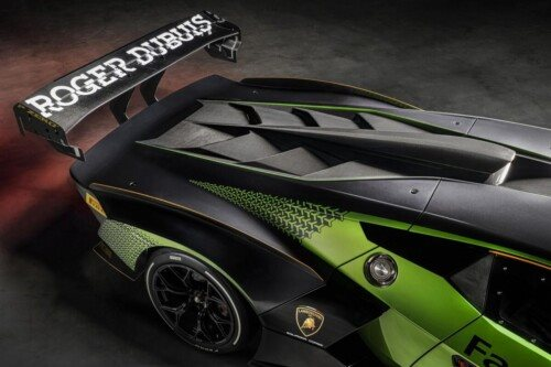 Lamborghini Essenza SCV12: The Purest Track Experience