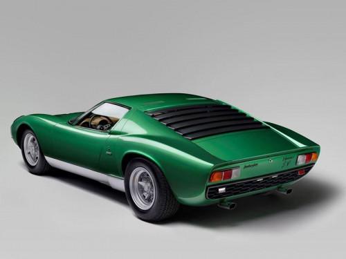 Miura SV Verde Metalizzato