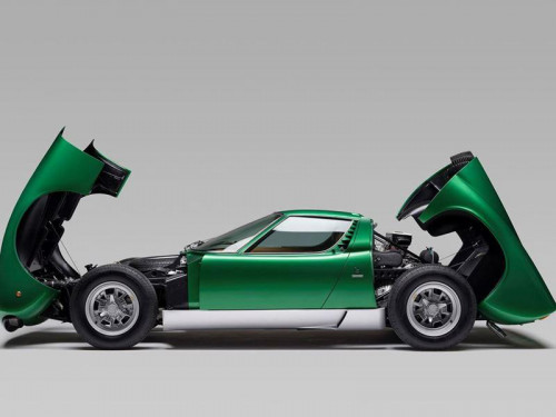 Miura SV Verde Metalizzato 3