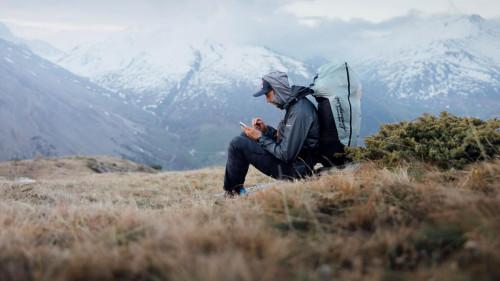 Aaron Durogati on Alps