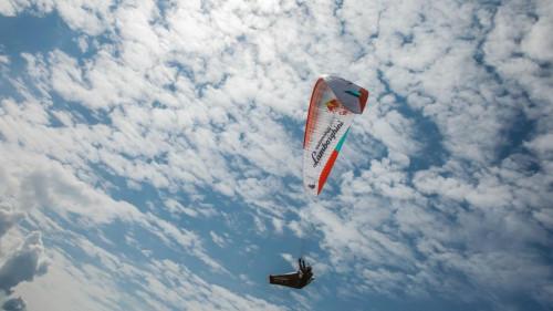 Aaron Durogati on fly
