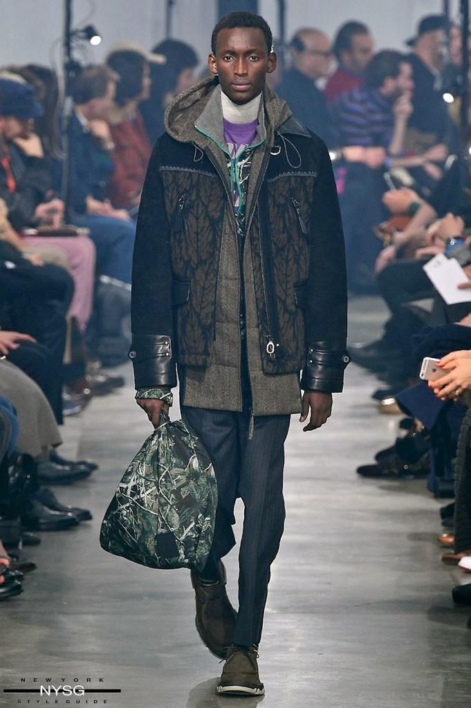 Lanvin Fall Winter 2018 Menswear Paris Fashion Week