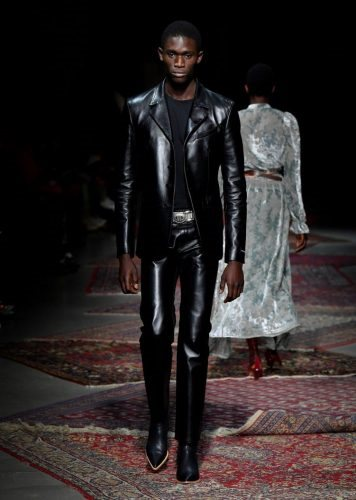 Les Benjamins Paris Fashion Week Fall Winter 2020 Runway
