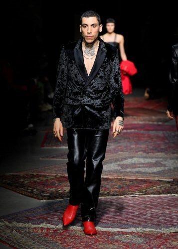 Les Benjamins Paris Fashion Week Fall Winter 2020 Runway