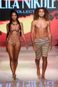 Lila Nikole at Miami Swim Week - Art Hearts Fashion SS2019