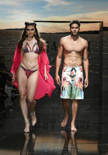 Lila Nikole At Los Angeles Fashion Week SS/20 Powered By Art Hearts Fashion