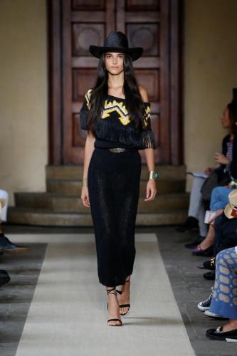 Luisa Spagnoli Spring Summer 2022 Fashion Show