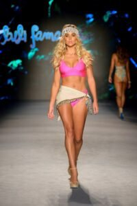 Luli Fama Fashion Show at Miami Swim Week 2019