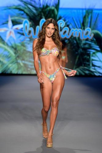 Luli Fama Runway Show Paraiso Miami Beach 2021