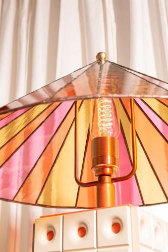 Watts Table Lamp