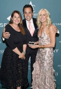 Lorraine Bracco, Sam and Libby Edelman at Accessories Council hosts the 22nd Annual ACE Awards v1 current