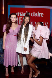 MARIE CLAIRE CELEBRATED HOLLYWOOD'S 'FRESH FACES' EVENT TO HONOR MAY COVER STARS ON APRIL 27 IN LA 3