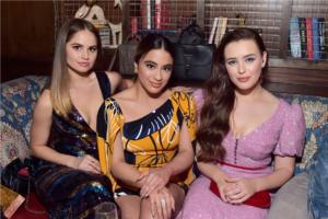 MARIE CLAIRE CELEBRATED HOLLYWOOD'S 'FRESH FACES' EVENT TO HONOR MAY COVER STARS ON APRIL 27 IN LA 7